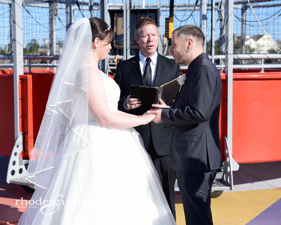 Of Time For The Ceremony And To Also Experience Spectacular 360 Degree Views Which Include Walt Disney World Universal Studio Sea
